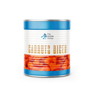 CARROTS-DICED middle group foods