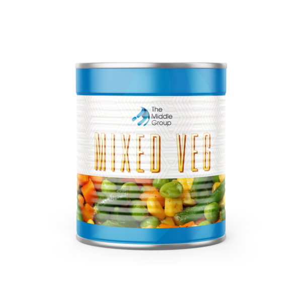 MIXED-VEG middle group foods